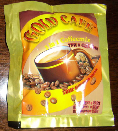 COLD CAFE 3 IN 1 COFFEEMIX