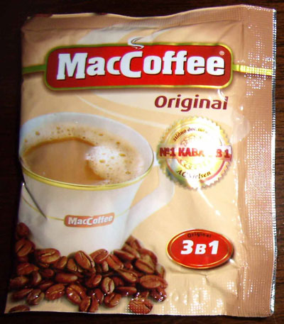 MACCOFFEE ORIGINAL 3 В 1